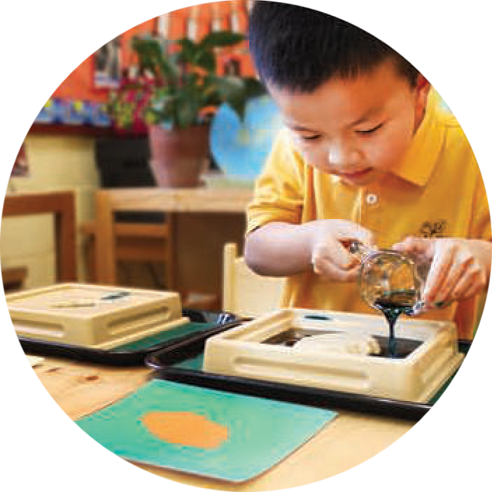 Cultural - Advanced Primary - Preschool Palos Verdes