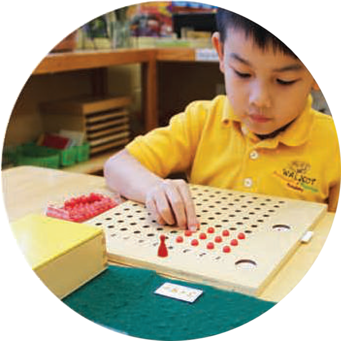 Mathematics - Advanced Primary - Preschool Palos Verdes